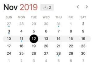 nov 12 2019