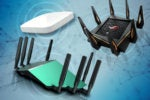802.11ax Wi-Fi routers: Aerohive AP650, ASUS Rapture GT-AX11000 and D-Link AX6000