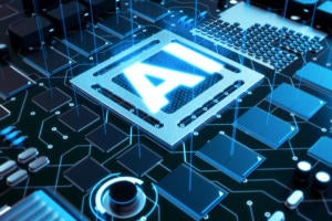 ai artificial intelligence circuit board circuitry mother board nodes computer chips