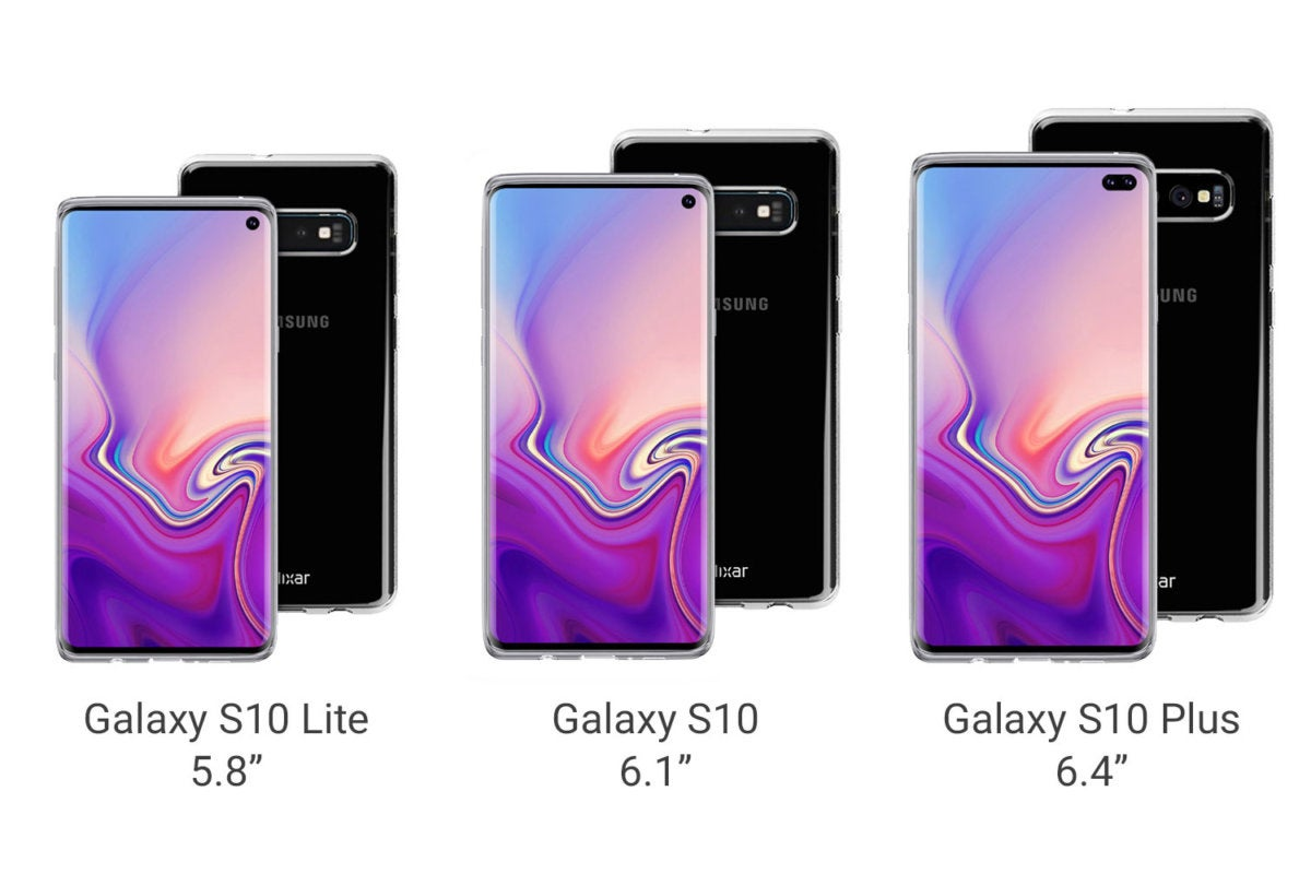 Samsung Galaxy S10 revealed Specs design feature
