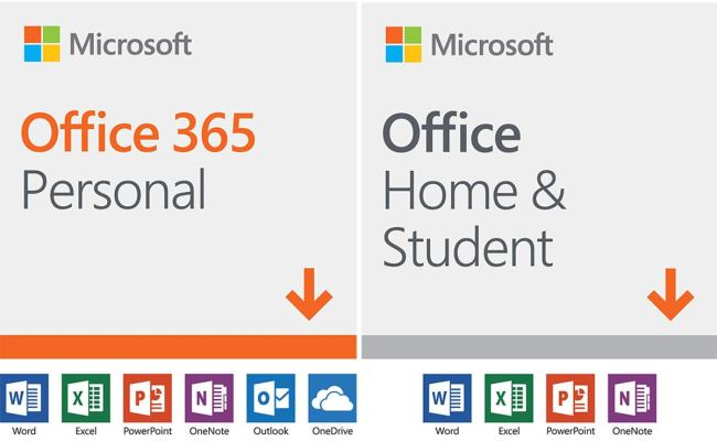 Amazon Is Selling Microsoft Office 365 And 2019 For