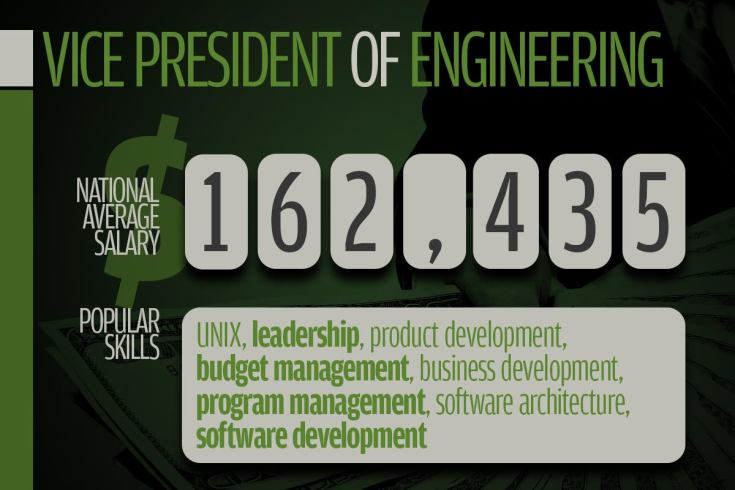 12 vice president of engineering