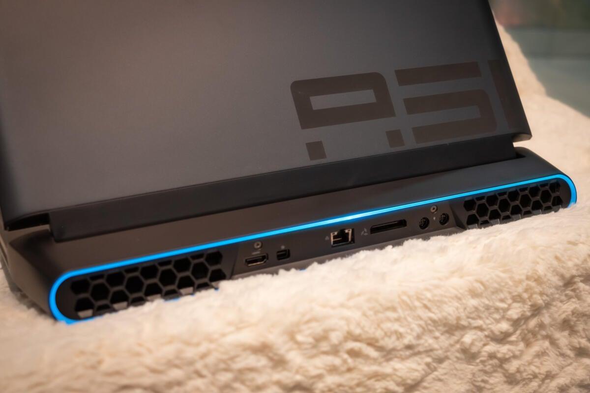 The Alienware Area 51m Is A Desktop Class Laptop Both
