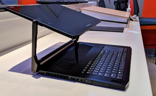 Acer S Swivel Display Predator Triton 900 Will Include