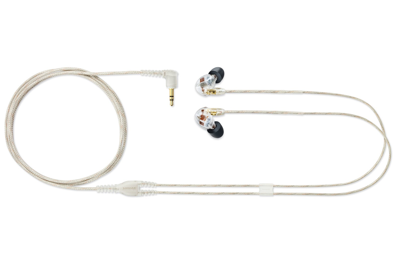 Shure Se535 In Ear Headphones Review Great Sound And