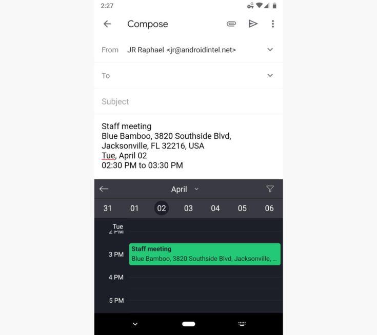 android keyboard apps swiftkey calendar