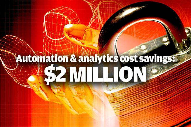 3 automation and analytics cost savings