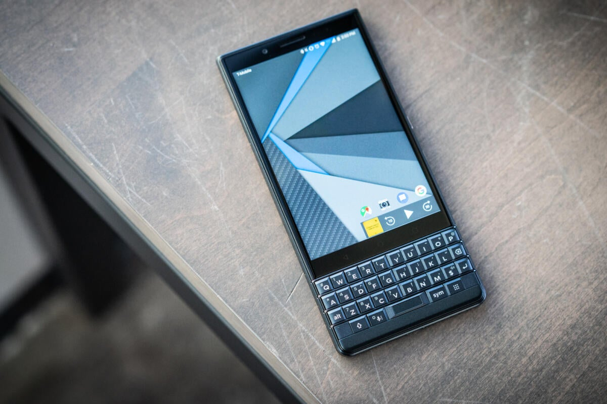 Blackberry Key2 Le Review A Cheaper Way To Get The