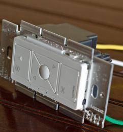 lutron caseta fan control side tabs [ 1200 x 800 Pixel ]