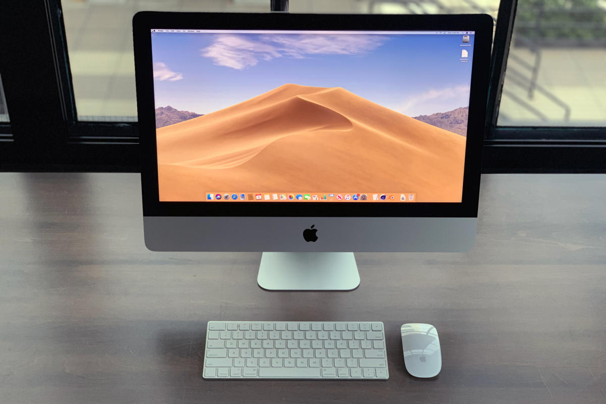 215inch 30GHz 6core Core i5 iMac 2019 review New