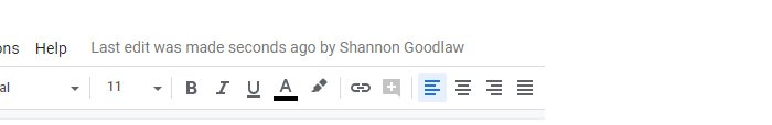 google drives collaboration edit tracking 1