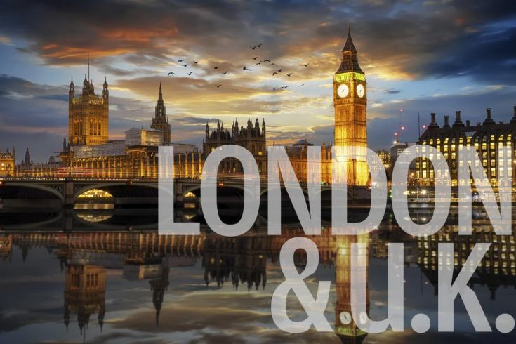london and united kingdom city skyline capital by shansche