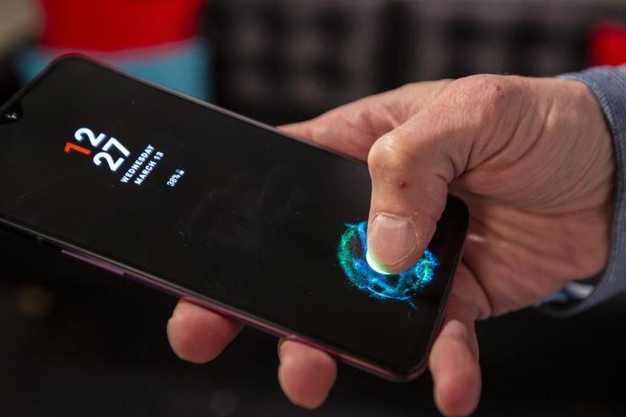 op6t fingerprint