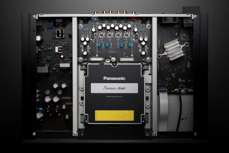 panasonic ub9000 internal