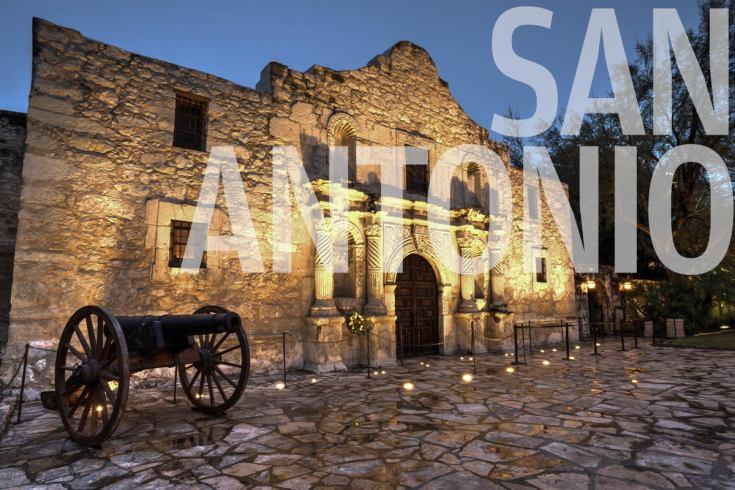 san antonio the alamo historic america by 400tmax getty