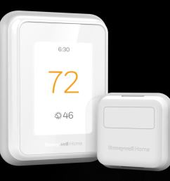 honeywell home t9 smart thermostat review remote sensors are the star attraction here [ 1200 x 800 Pixel ]
