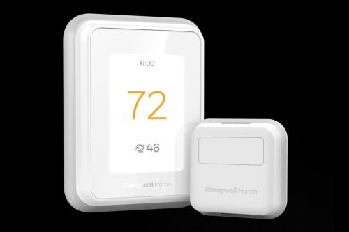 small resolution of honeywell home t9 smart thermostat review remote sensors are the star attraction here