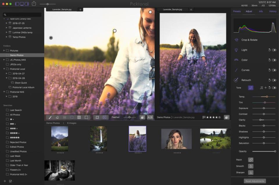 Picktorial 4.0 review: Photo editor enhances its organizing ...