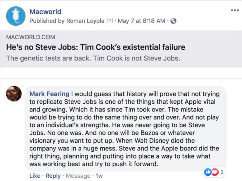 macworld podcast 651 markfearing
