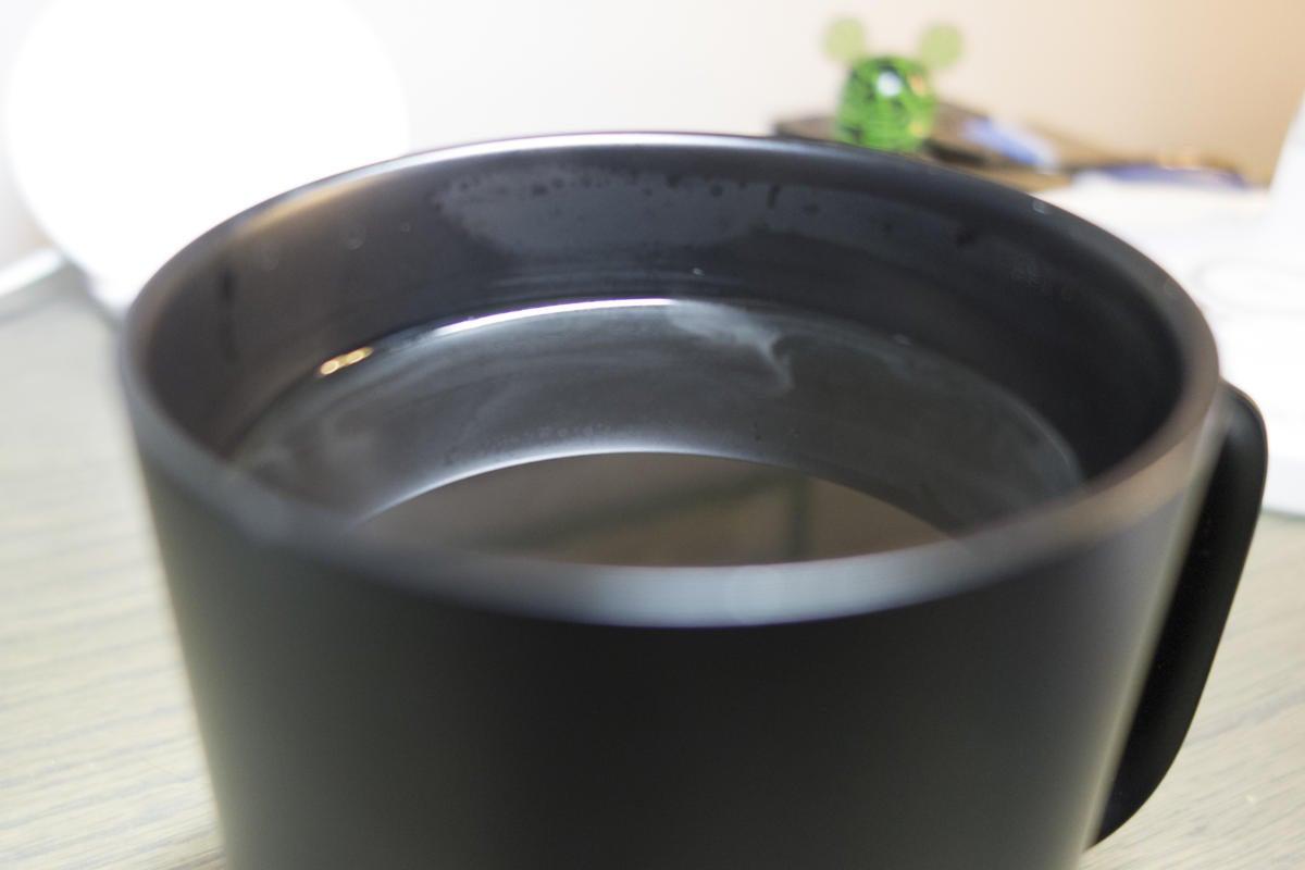 ember ceramic mug and