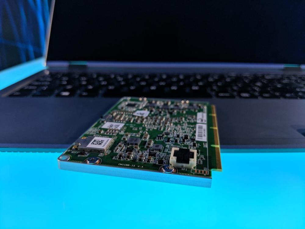 Éléments de calcul Intel NUC