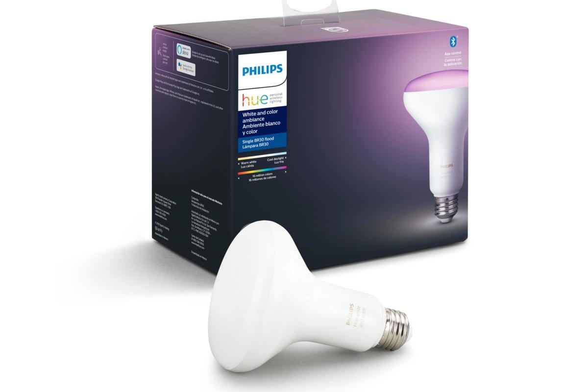 new philips hue smart bulbs don t need