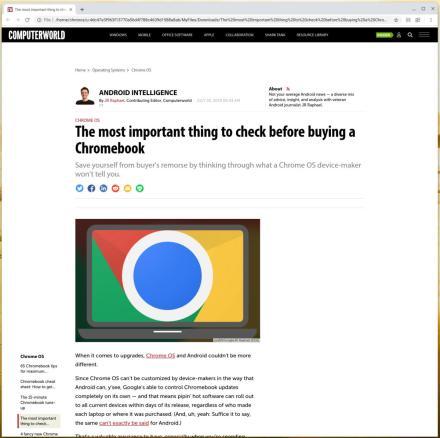 06 chromebook offline web pages