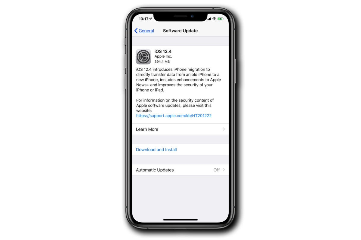 Apple releases iOS 12.4 with Walkie-Talkie fix, Apple News