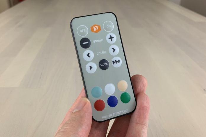 luminoodle color bias lighting remote 3