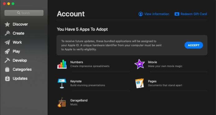 mac911 adopt five apps mac app store
