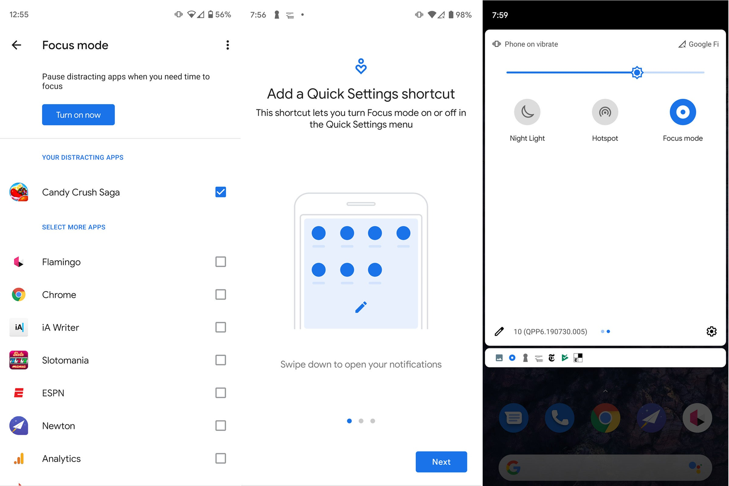 Android 10 tips: Getting started with the best new features   Greenbot