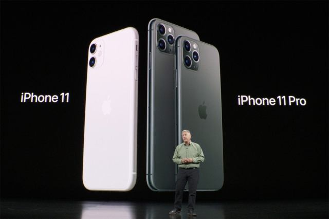 With the iPhone 11 Pros, Apple stripped all meaning from the 'Pro ...