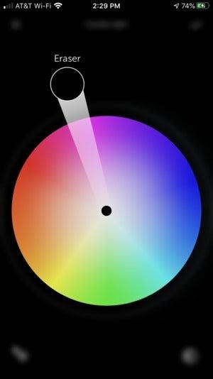 Luke Roberts lamp app