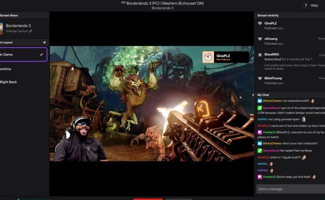 Twitch Studio Twitch S Easy Peasy Streaming Software For
