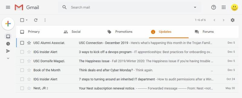 01 gmail default inbox