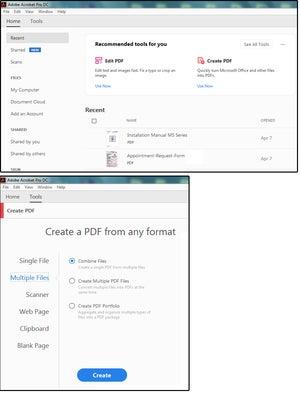 001 create a pdf batch file