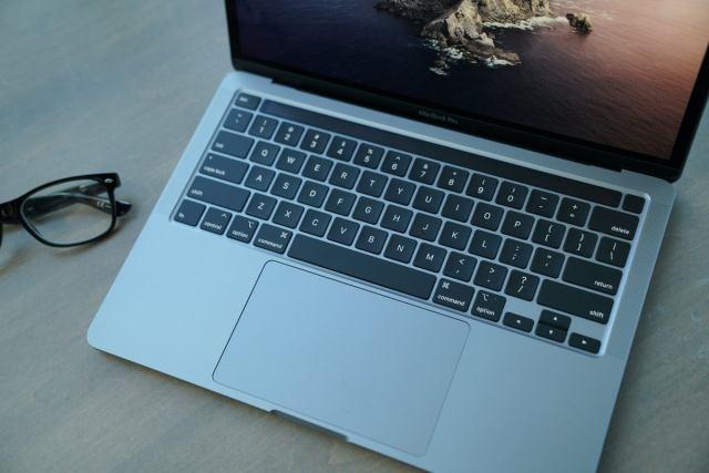 13-дюймовая клавиатура macbook pro 2020