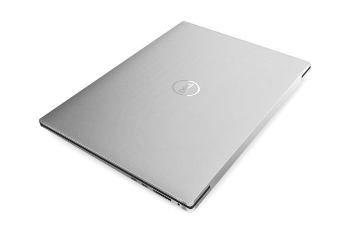 xps17 top view side angle closed