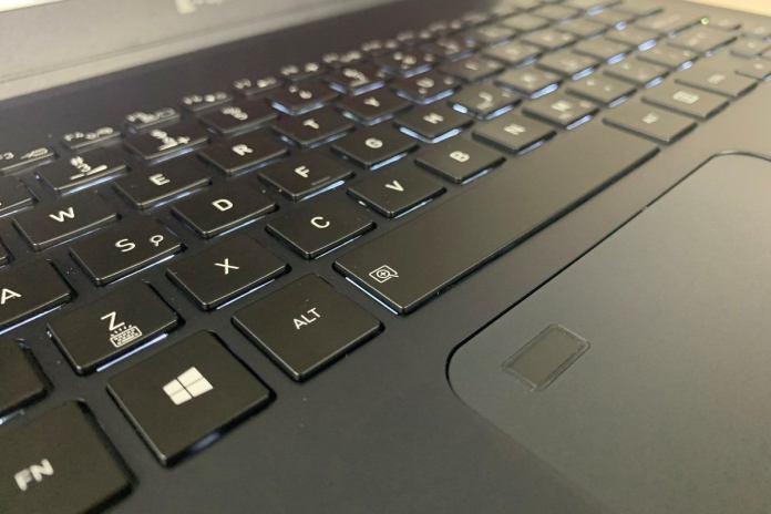 dynabook portege x30 l keyboard