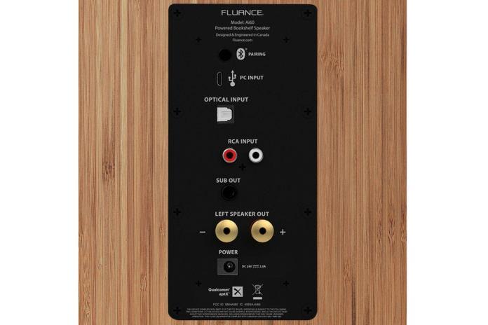 fluance ai60 connections