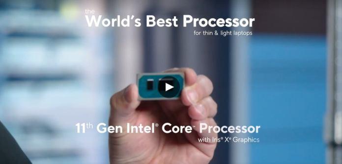 tiger lake primary Intel