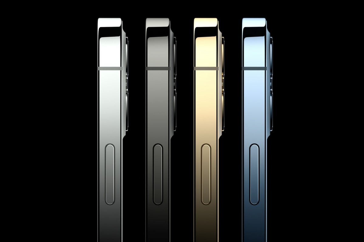 iphone 12 pro colors