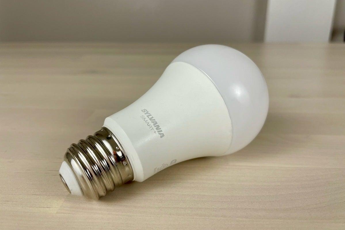 Sylvania A19 Smart+ Full Color review: A sensible no-hub bulb   TechHive