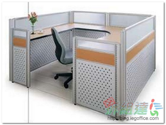 辦公家具-3cm薄屏