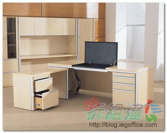 辦公家具-OA主管木桌