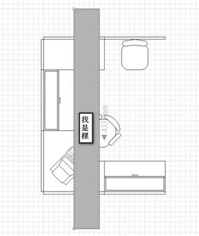辦公室風水,樑柱