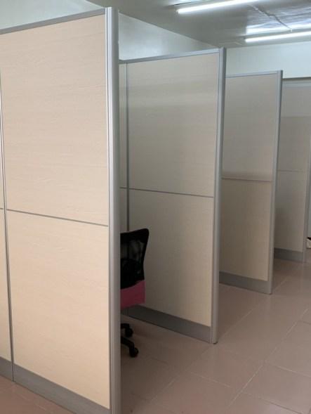 二手辦公家具,二手高隔間