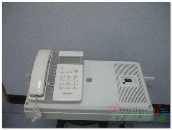 辦公家具-電話主機