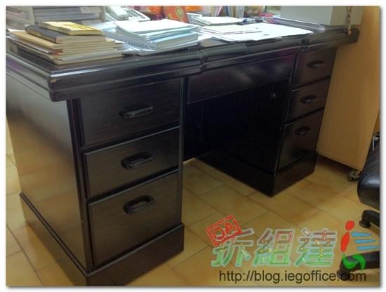 二手辦公家具,主管桌