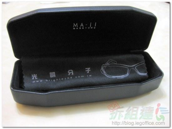 MA-JI眼鏡盒